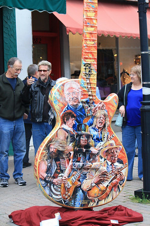 Guitar Town project