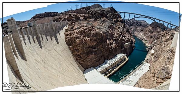 Leaving Monument - Hoover Dam