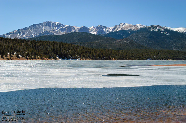 Pikes Peak - March 2006