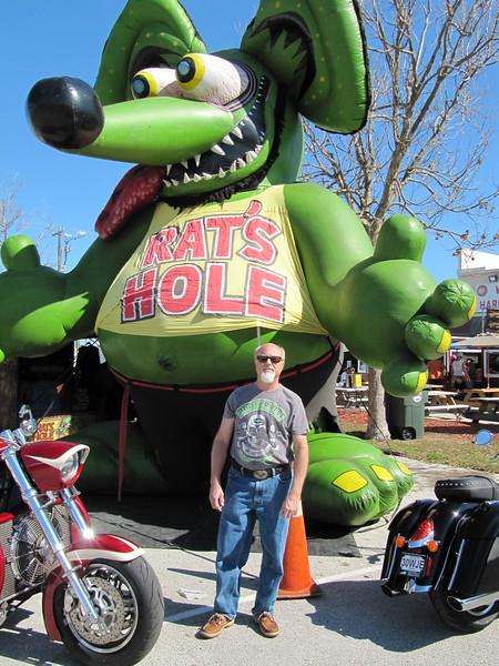Rolling Art 2017 Rat's Hole Bike Show