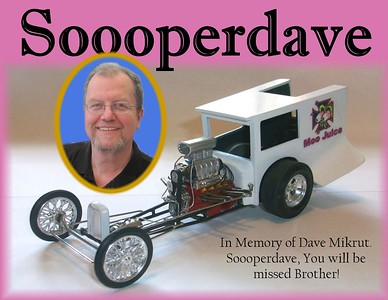 Tribute to Dave Mikrut  9/19/52-7/27/16