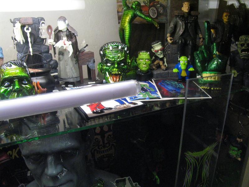 Assorted Frankenstein stuff