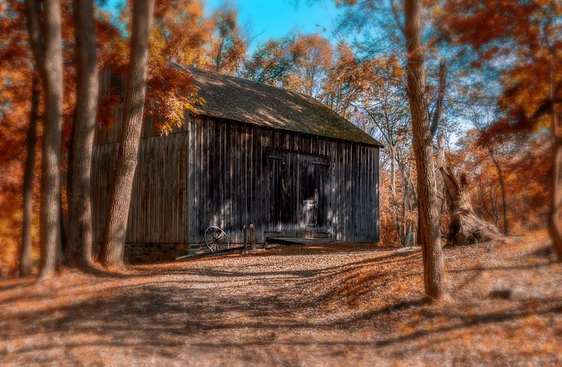 18th Century Barn