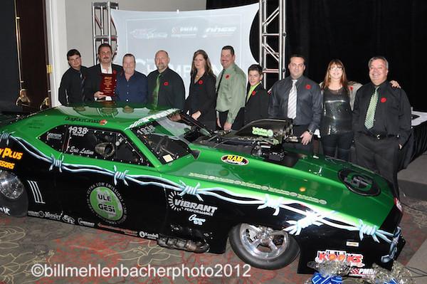 Drag Racing, 2012, Eric Latino, PMRA
