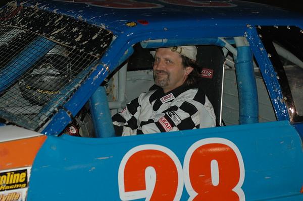 Ohsweken  Speedway Racing July 21, 2006