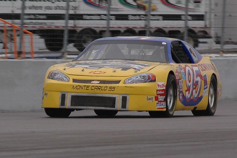 2008 Stock Car Racing