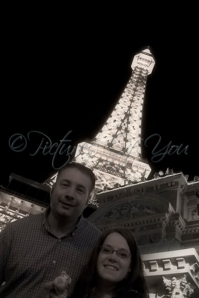 Paris in Las Vegas, May 2009.