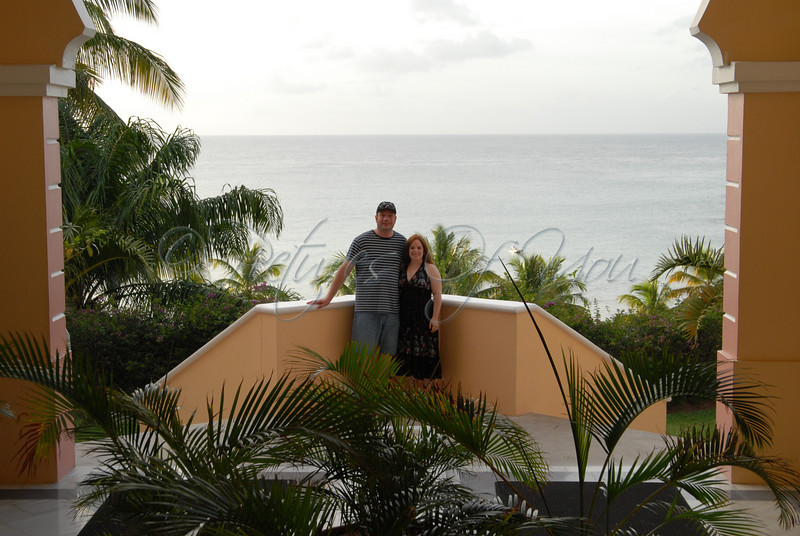 At the Oasis Spa at LeSport The Body Holiday resort & spa in St. Lucia.