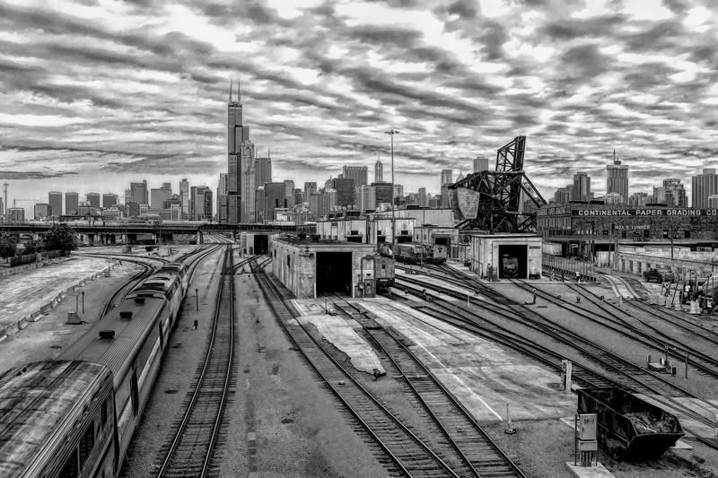 Chicago 18th Street Bridge