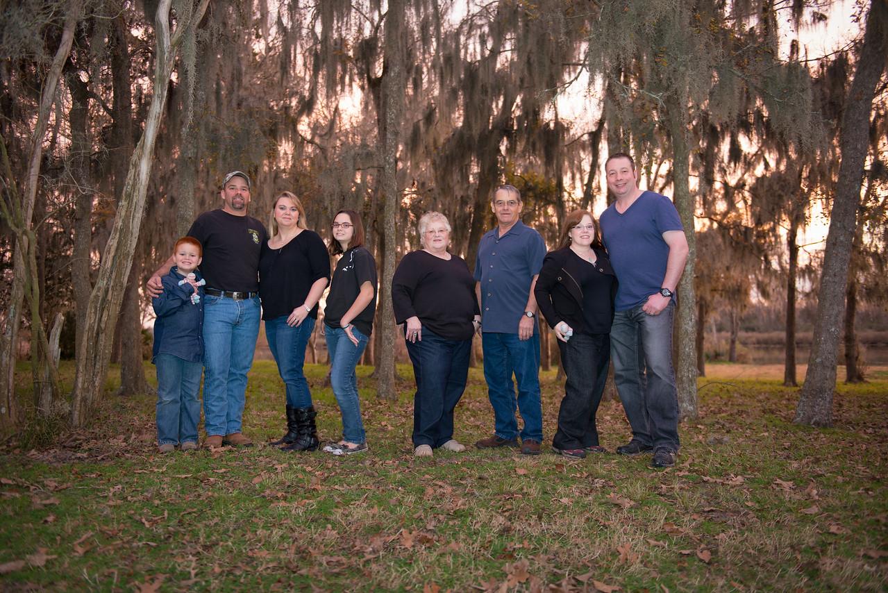 Family-1<br /> <br /> The Breyette Family December 2013