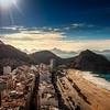Summer morning in Rio