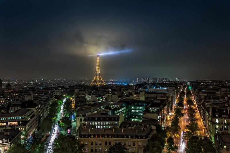 Paris' Light House