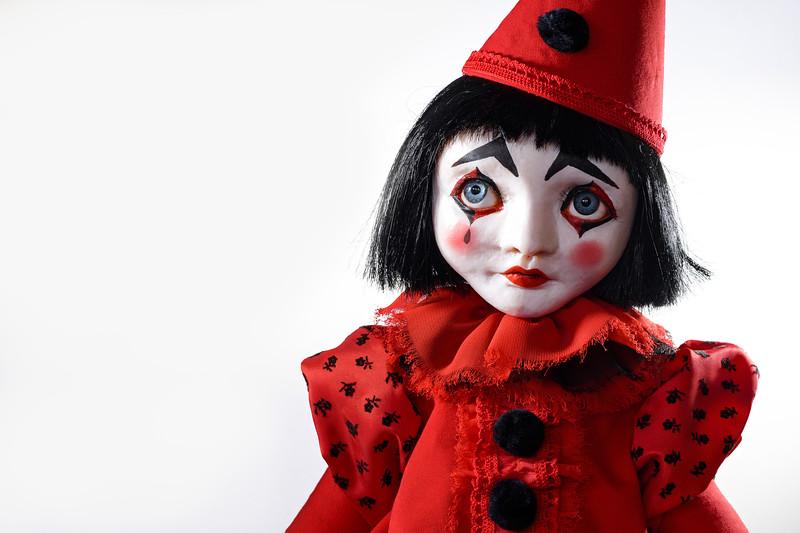 Red Pierrot