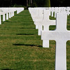 American Cemetery; Normandy, France