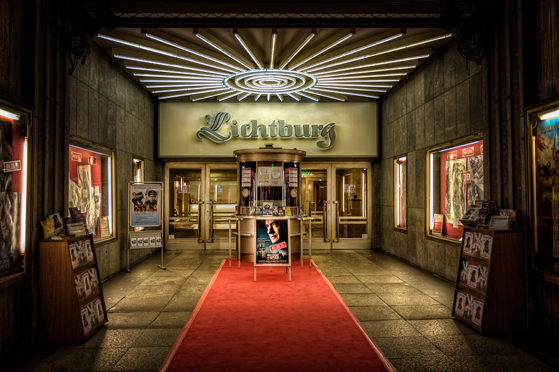 Lichtburg Cinema in Essen