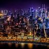 Shanghai, The Bund at night