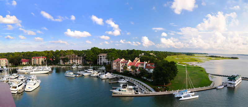 Harbor Town, Hilton Head Island, South Carolina