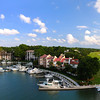 Harbor Town, Hilton Head Island, South Carolina