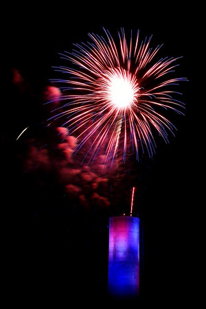 July 4th, The Flats, Cleveland, Ohio