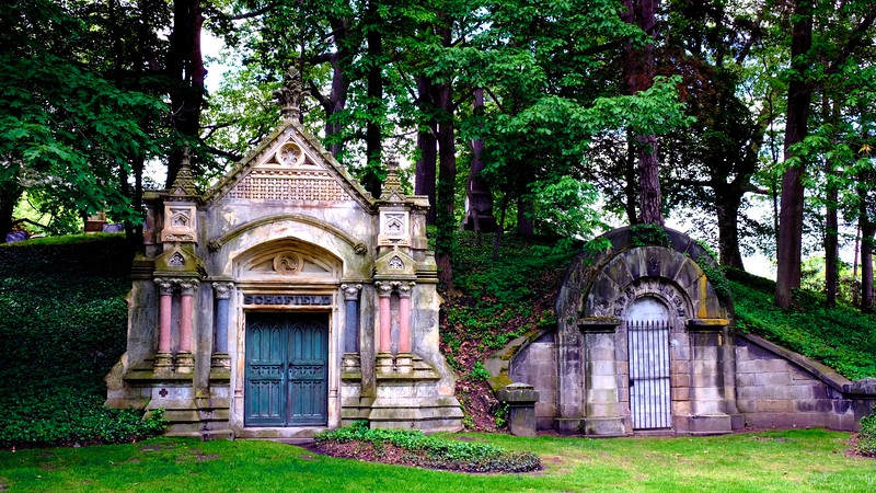 Lake View Cemetery, Cleveland Heights, Ohio