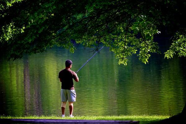 Hudson Springs Park, Hudson, Ohio