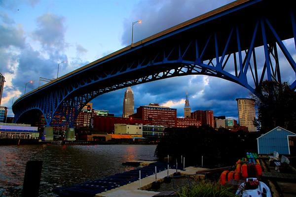 The Flats, Cleveland, Ohio