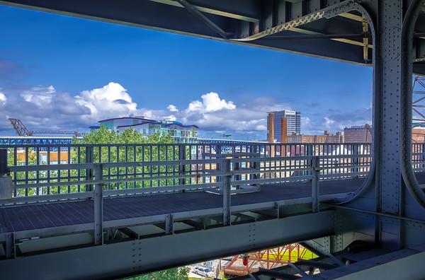 Cleveland Veteran's Memorial Bridge