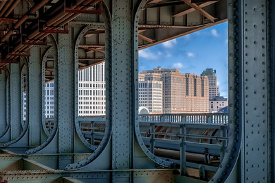 Cleveland Veteran's Memorial Bridge