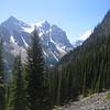 10 - snowy mountains