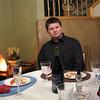 Dima and wine