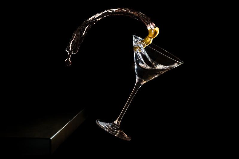Falling Martini