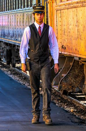 Heber Valley Historic Railroad, Utah
