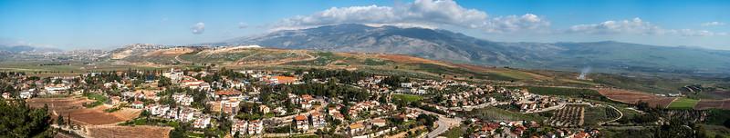 Mitzpe Dadu, Metula, Israel