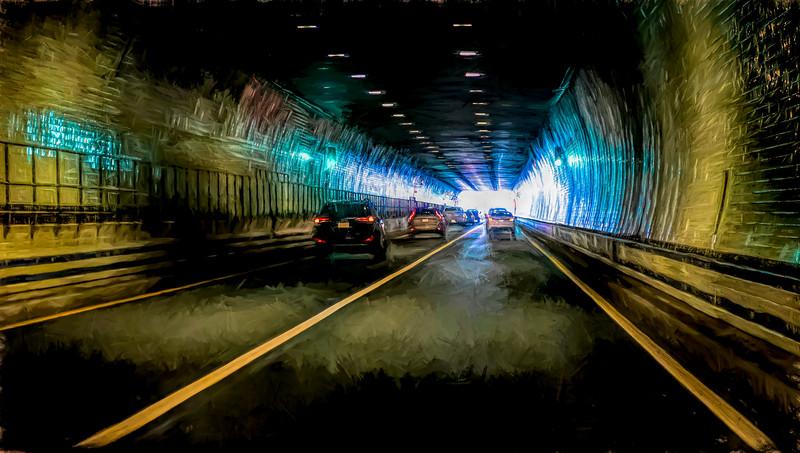 Hampton Roads Bridge Tunnel, Hampton VA I64