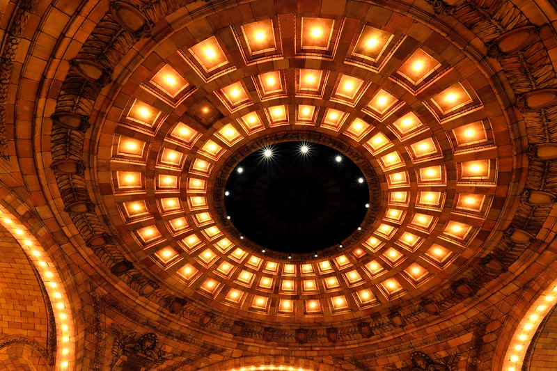 The Rotunda (Pennsylvanian Union Train Station), Pittsburgh, PA