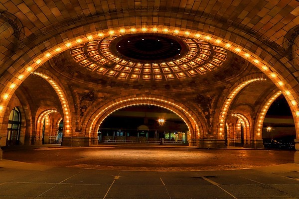 The Rotunda (Pennsylvanian Union Train Station), Pittsburgh, PA