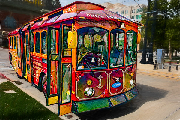 Salt Lake City Trolley