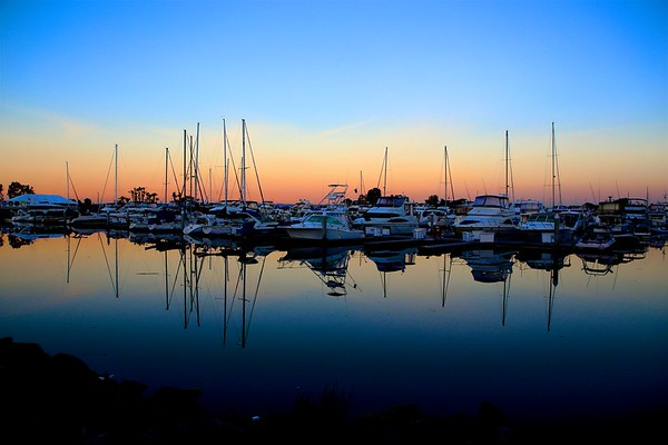 The Marina, San Diego, California