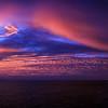 Sunset on China Sea