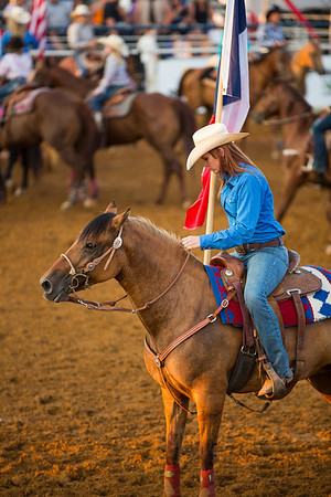 North Texas Fair Youth Rodeo 2013