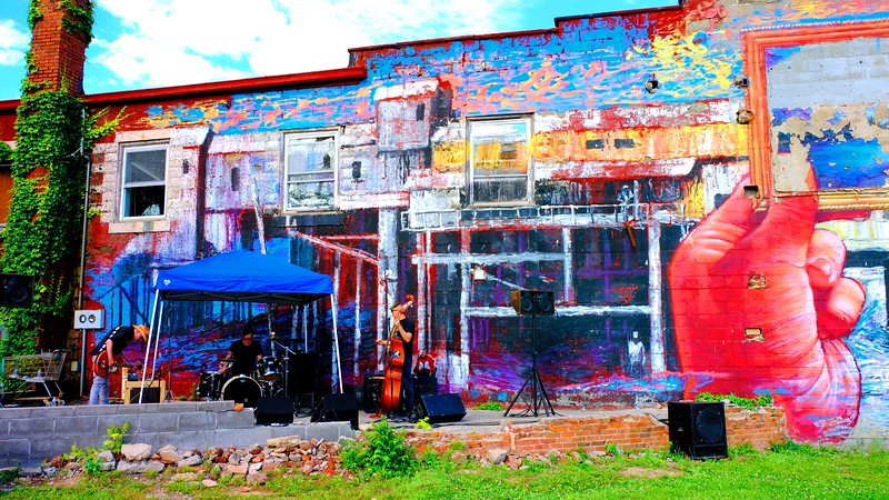 Cleveland Waterloo Artsfest, Cleveland, Ohio