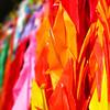 035 - paper cranes