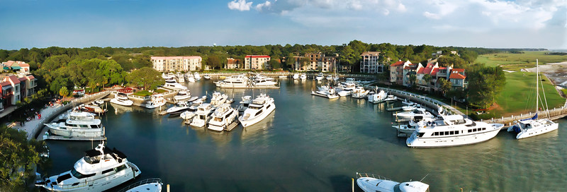 Harbor Town; Hilton Head Island, South Carolina