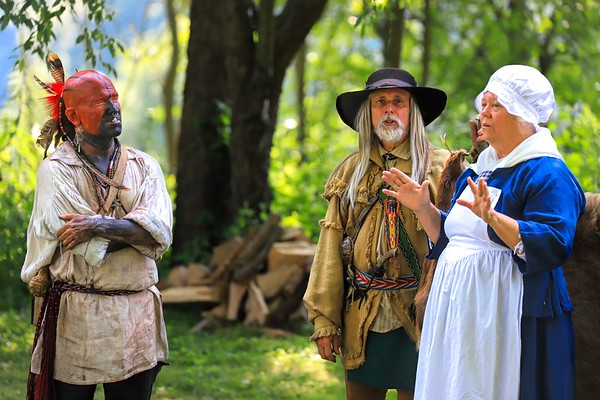 Revolution on the Tuscarawas Reenactment and Encampment