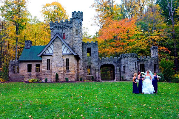 Squire's Castle, Willoughby Hills, Ohio
