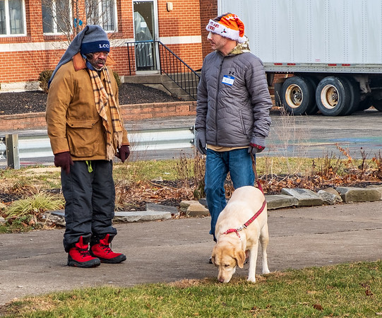 Serving Cleveland Homeless