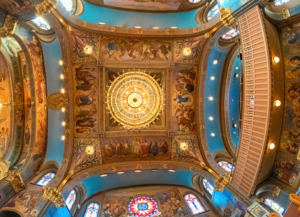 St. Theodosius Russian Orthodox Cathedral, Tremont, Ohio