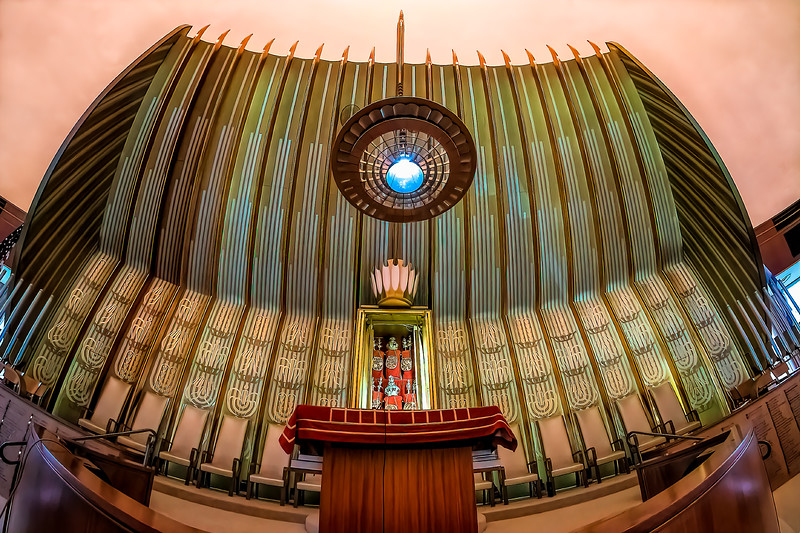 Park Synagogue East, Cleveland Ohio