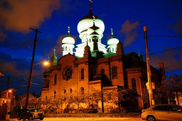 St. Theodosius Russian Orthodox Cathedral, Tremont, Ohio