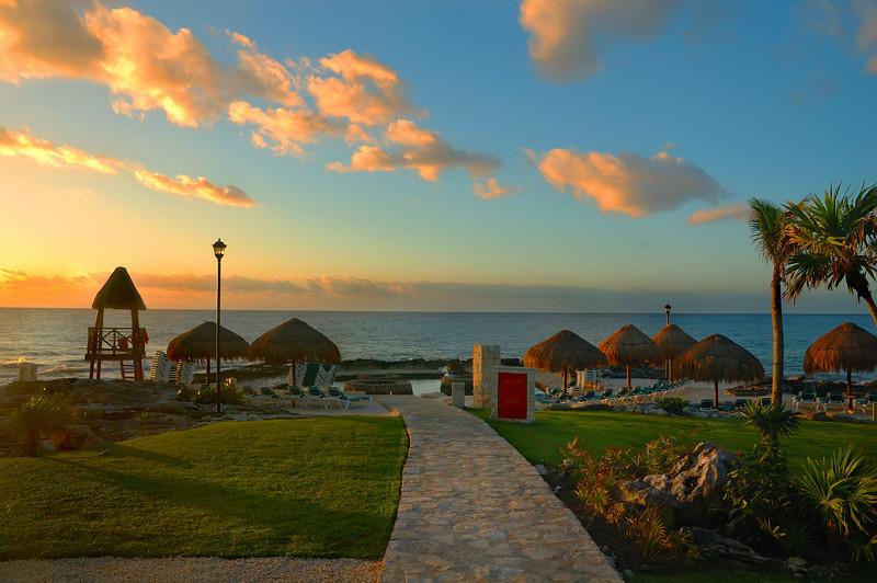 Occidental Grand Flamenco; Xcaret; Riviera Maya, Mexico